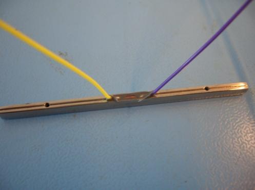 MSE metal strip