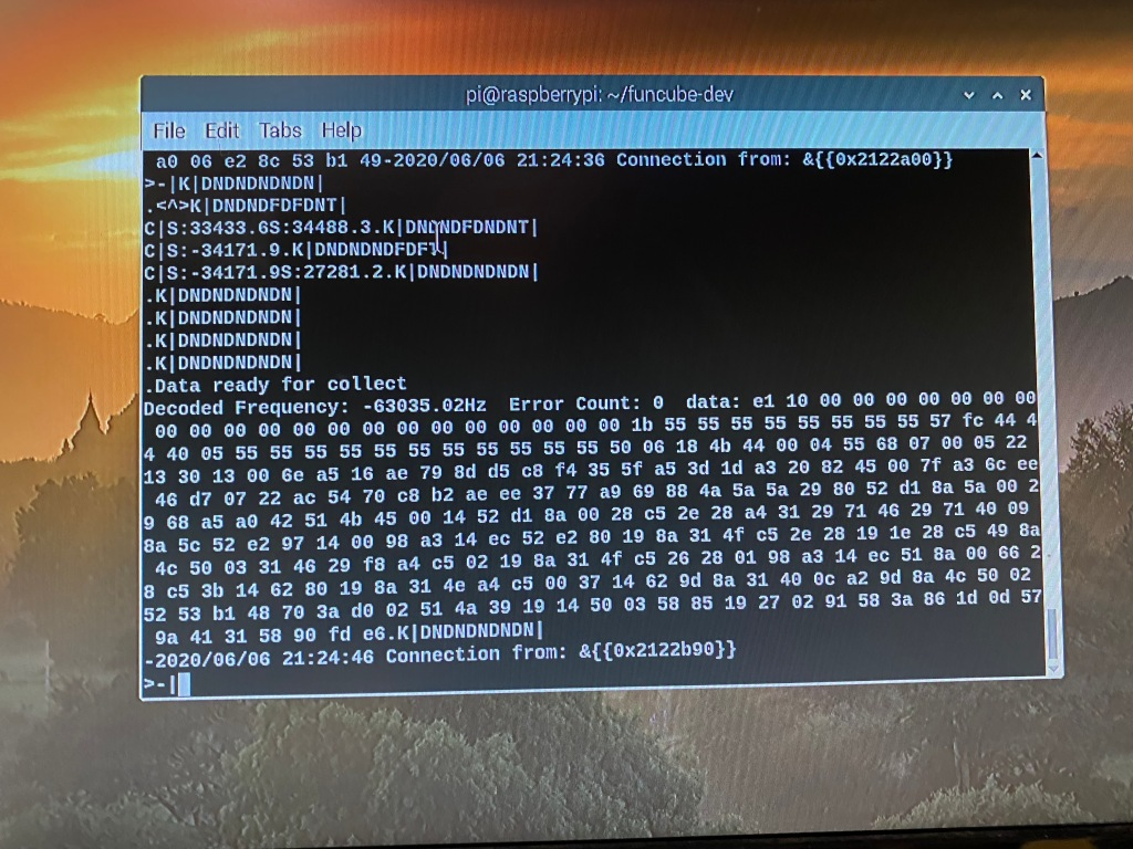 Raspberry Pi decoder now available